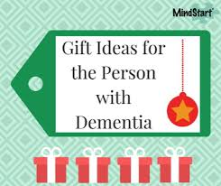 holiday gifts for dementia