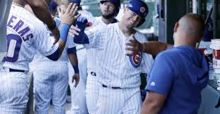 Cubs rookie Nico Hoerner continues hot start - Chicago Sun-Times