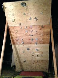 build your own climbing wall best home ideas climbing wall and home gym images on climbing build your