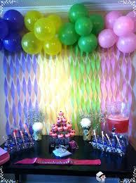 bachelorette party decoration ideas diy buffet decor home design