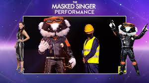 The format is that celebrities perform anonymously in costumes and are unmasked if they lose. Badger Performs Wrecking Ball By Miley Cyrus Season 2 Ep 6 The Masked Singer Uk Youtube