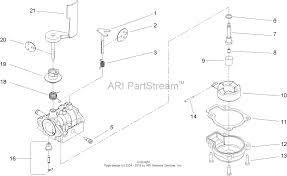 lawn mower engine parts names. 10323, silverpro series lawnmower, 2004 (sn 240000001-240999999) carburetor assembly no. 98-7042 lawn mower engine parts names