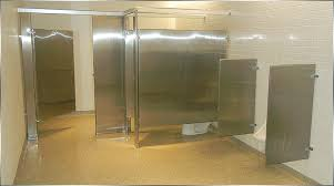 Stainless Steel Bathroom Partitions Decor