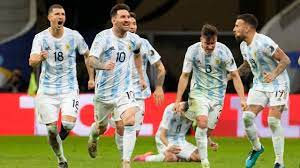 Argentina face Brazil in Copa America final after PK defeats Colombia -  Eminetra Canada