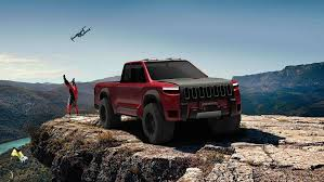 Jeep Crusader Pickup Rendering Is Even More Rugged Than Wrangler