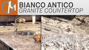 Antico Bianco Granite Kitchen Bianco Antico Granite Marblecom Youtube