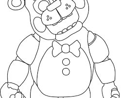 Fnaf Coloring Pages Coloring Pages For Fnaf Sister Location By