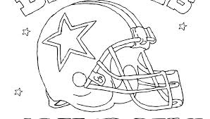Dallas Cowboys Star Coloring Pages Nfl Cowboy Boot Page Printable