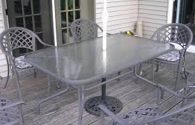 bronze glass patio modern outdoor ideas medium size table top replacement the new way home decor