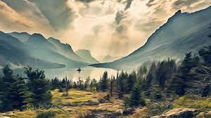 Nature Landscape (Wallpaper 4k) by ...