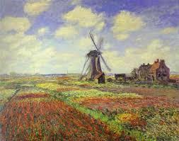Gyönyörű festmény*** - Claude-Monet-Tulip Fields, - ametiszt54 Blogja -  2012-08-14 05:10