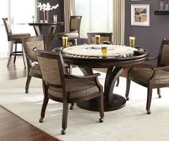 dining room game tables. venice poker table dining room game tables