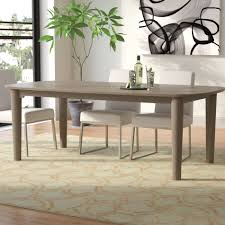 ivy bronx enrique extendable dining table reviews wayfair for designs