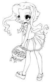Small Picture Chibi Coloring Page Awesome Coloring Pages Pinterest Chibi