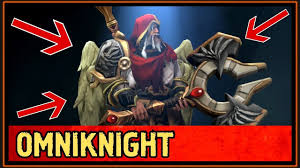 Undying Light Omniknight The Undying Light Treasure Of The Venerable One Dota 2 Market