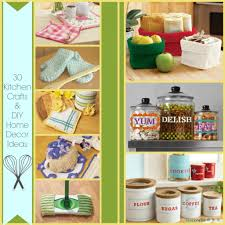 Kitchen Craft 30 Kitchen Crafts And Diy Home Decor Ideas On Craft Home And