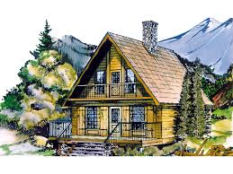 Shadow Mountain Cottage Home Plan D    House Plans and MoreShadow Mountain Cottage Home  HOUSE PLAN