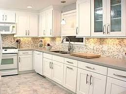 white kitchen tile floor. Small Kitchen Tile Floor Ideas For With White Cabinets Modern .