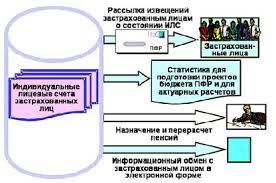 Дипломная работа Пенсионная система Российской Федерации и пути  соответствия сведений о суммах страховых взносов представляемых каждым страхователем в том числе физическим лицом самостоятельно уплачивающим страховые