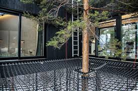 luxurious tree house hotel. Treehouse Hotel 7th Room Snohetta Sweden 17 The Is Worlds Most Luxurious Tree House