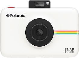<b>Polaroid Snap</b> Touch, White моментальная фотокамера — купить ...