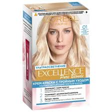 <b>L'Oreal Paris</b> Excellence <b>стойкая крем</b>-<b>краска</b> для волос — купить ...