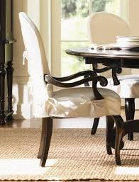 exquisite modest dining room chair covers with arms picturesque 253 best slipcovers images on chairs
