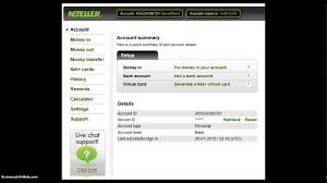 Neteller Secure Id The To How Youtube From Retrieve -