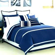pink and white stripe twin comforter navy striped best blue com black and white striped comforter