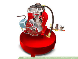 home air conditioning system. image titled understand the basic operation of home air conditioning system step 1