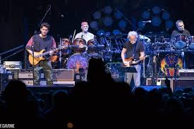 dead company kick off their 2017 fall tour at madison square garden