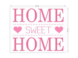 Small Picture Home Sweet Home Wall Stickers