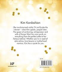 Pocket Kim Wisdom Witty Quotes And Wise Words From Kim Kardashian