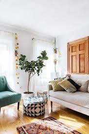 cozy furniture brooklyn. Inside A Swedeu0027s Insanely Cool Brooklyn Apartment Via MyDomaine Cozy Furniture C