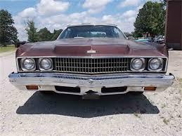 1973 Chevrolet Caprice for Sale | ClassicCars.com | CC-1004310