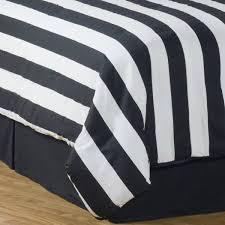 black and white stripe twin bedding bedding designs