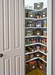 Kitchen Pantry Shelving Kitchen Pantry Storage Ingenious Solutions House Storage Solution