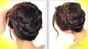 Hair Style Quiz  summer hairstyles cute crown braid tutorial updo hairstyle 4829 by wearticles.com