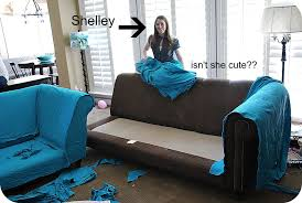 my slipcovered sectional and a giveaway tatertots jello