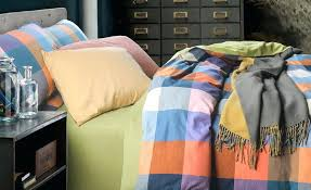 flannel duvet cover home colorful square plaid flannel duvet cover set grey flannel duvet cover queen