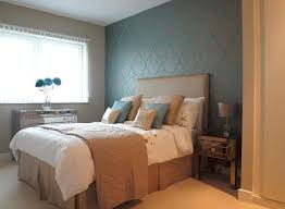 Blue And White Bedrooms With Beige Walls Blue And White Master Bedrooms