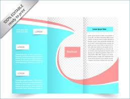 make tri fold brochure create tri fold brochure template free unique how to make a trifold