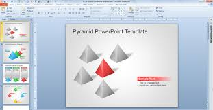 powerpoint templates mathematics free download free 3d pyramid template for powerpoint presentations