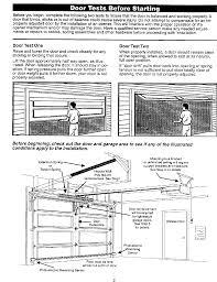 02-3048 Wireless Wall Station Garage Door Opener User Manual ...