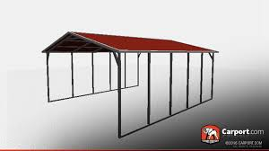 18 x 21 x 6 sy vertical roof metal