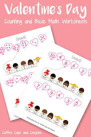 Valentines Day Printable | Coffee Cups and Crayons