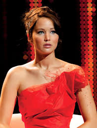 a full breakdown of ve neill s stunning makeup design for the gorgeous jennifer lawrence in the interview scene from the hunger games