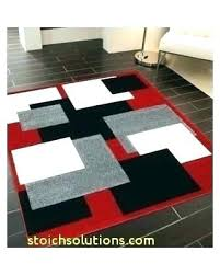 red and gray rug rugs area full size of grey gold rad wave black blue