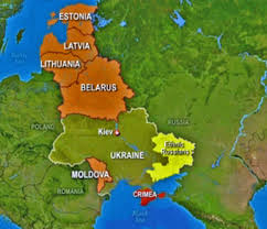 russia is redrawing borders of eastern europe business insider Russia And Europe Map russia europe map russia and europe map quiz