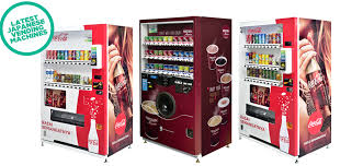Vending Machines Brands